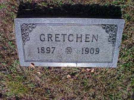 EBERSBACH, GRETCHEN - Meigs County, Ohio | GRETCHEN EBERSBACH - Ohio Gravestone Photos