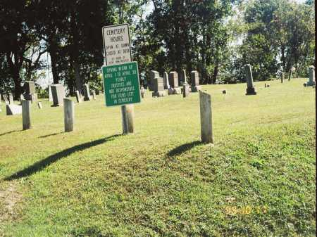 EDEN OVERVIEW 2, CEMETERY - Meigs County, Ohio | CEMETERY EDEN OVERVIEW 2 - Ohio Gravestone Photos