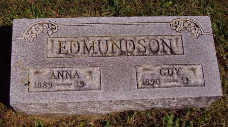 EDMUNDSON, GUY - Meigs County, Ohio | GUY EDMUNDSON - Ohio Gravestone Photos