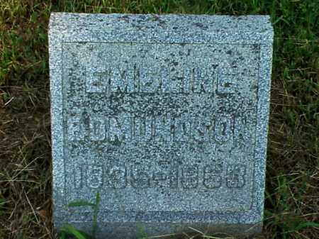 CROWELL EDMUNDSON, EMELINE - Meigs County, Ohio | EMELINE CROWELL EDMUNDSON - Ohio Gravestone Photos
