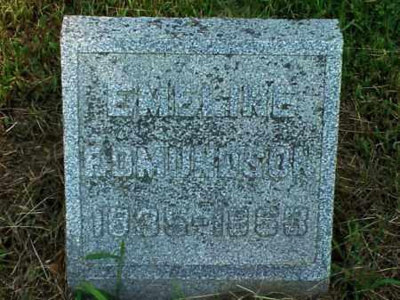 EDMUNDSON, EMELINE - Meigs County, Ohio | EMELINE EDMUNDSON - Ohio Gravestone Photos