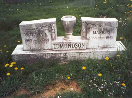 EDMUNDSON, MARK W. - Meigs County, Ohio | MARK W. EDMUNDSON - Ohio Gravestone Photos
