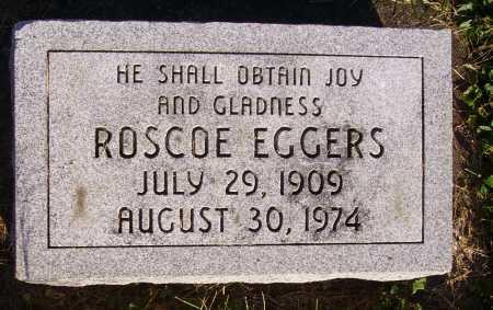 EGGERS, ROSCOE - Meigs County, Ohio | ROSCOE EGGERS - Ohio Gravestone Photos
