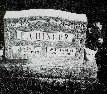 PARTLOW EICHINGER, CLARA S. - Meigs County, Ohio | CLARA S. PARTLOW EICHINGER - Ohio Gravestone Photos