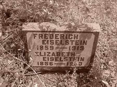 EISELSTEIN, ELIZABETH - Meigs County, Ohio | ELIZABETH EISELSTEIN - Ohio Gravestone Photos