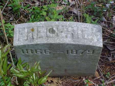 EISELSTEIN, FREDERICK - Meigs County, Ohio | FREDERICK EISELSTEIN - Ohio Gravestone Photos
