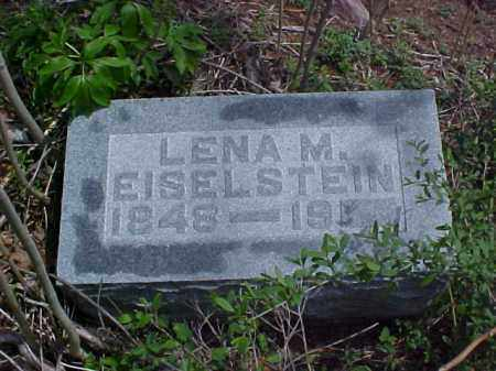EISELSTEIN, LENA M. - Meigs County, Ohio | LENA M. EISELSTEIN - Ohio Gravestone Photos