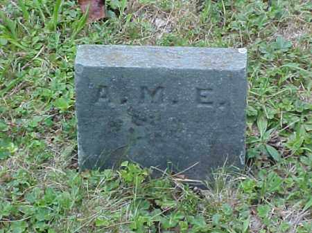 ELBERFELD, A.M.E. - Meigs County, Ohio | A.M.E. ELBERFELD - Ohio Gravestone Photos