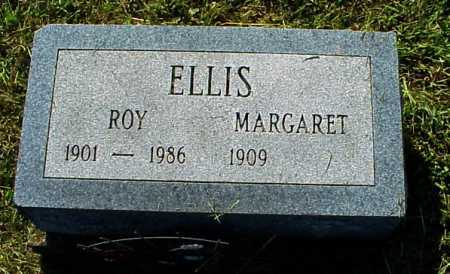 ELLIS, MARGARET - Meigs County, Ohio | MARGARET ELLIS - Ohio Gravestone Photos