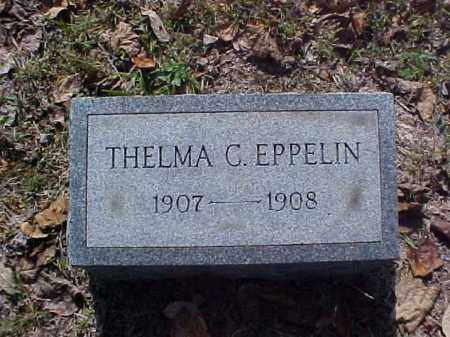 EPPELIN, THELMA C. - Meigs County, Ohio | THELMA C. EPPELIN - Ohio Gravestone Photos