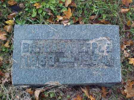 EPPLE, BARBARA - Meigs County, Ohio | BARBARA EPPLE - Ohio Gravestone Photos