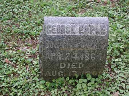 EPPLE, GEORGE - Meigs County, Ohio | GEORGE EPPLE - Ohio Gravestone Photos