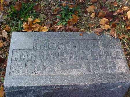 EPPLE, MARGARETHA - Meigs County, Ohio | MARGARETHA EPPLE - Ohio Gravestone Photos