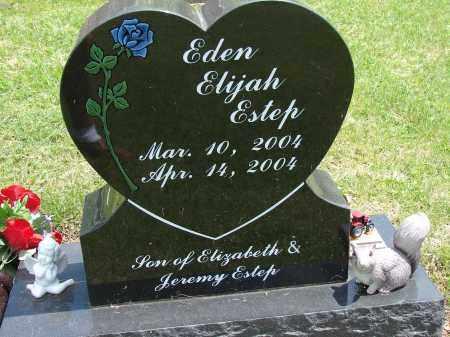ESTEP, EDEN ELIJAN - Meigs County, Ohio | EDEN ELIJAN ESTEP - Ohio Gravestone Photos