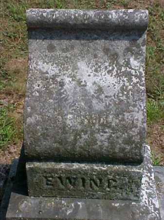 EWING, JESSIE - Meigs County, Ohio | JESSIE EWING - Ohio Gravestone Photos