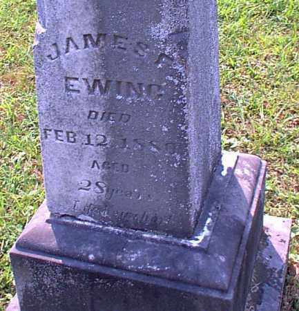 EWING, JAMES F. - Meigs County, Ohio | JAMES F. EWING - Ohio Gravestone Photos