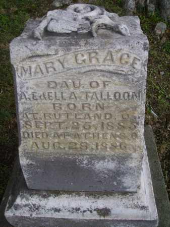 FALLOON, MARY GRACE - Meigs County, Ohio | MARY GRACE FALLOON - Ohio Gravestone Photos