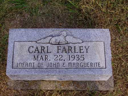 FARLEY, CARL - Meigs County, Ohio | CARL FARLEY - Ohio Gravestone Photos