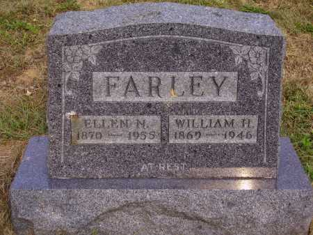 FARLEY, WILLIAM H. - Meigs County, Ohio | WILLIAM H. FARLEY - Ohio Gravestone Photos