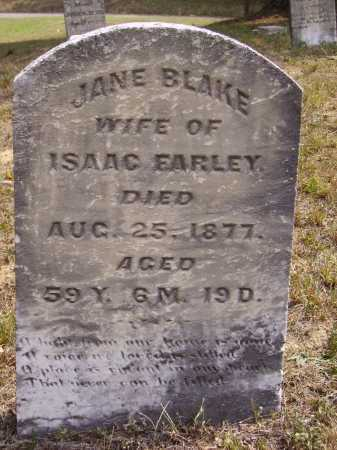 BLAKE FARLEY, JANE - Meigs County, Ohio | JANE BLAKE FARLEY - Ohio Gravestone Photos