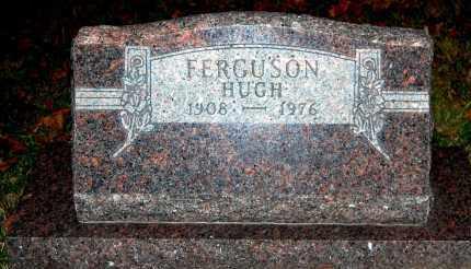 FERGUSON, HUGH - Meigs County, Ohio | HUGH FERGUSON - Ohio Gravestone Photos