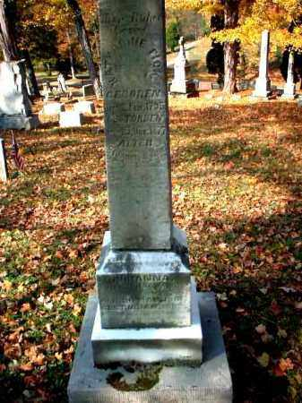 FICK, KATHARINE - Meigs County, Ohio | KATHARINE FICK - Ohio Gravestone Photos