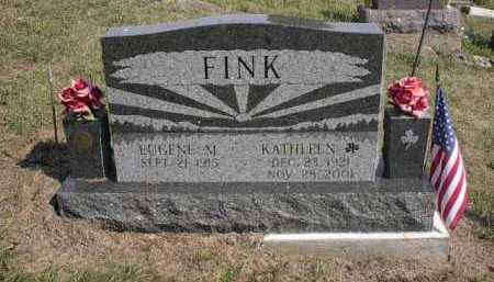 FINK, EUGENE M. - Meigs County, Ohio | EUGENE M. FINK - Ohio Gravestone Photos
