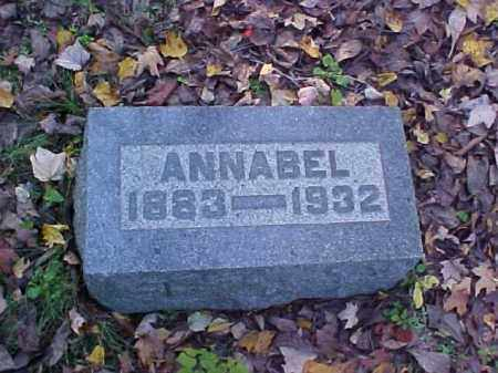 FINLAW, ANNABEL - Meigs County, Ohio | ANNABEL FINLAW - Ohio Gravestone Photos