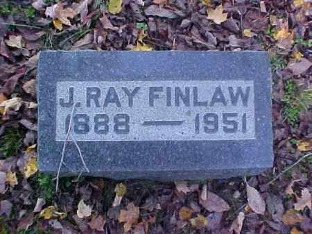 FINLAW, J. RAY - Meigs County, Ohio | J. RAY FINLAW - Ohio Gravestone Photos