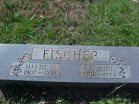 FISCHER, RAYMOND - Meigs County, Ohio | RAYMOND FISCHER - Ohio Gravestone Photos