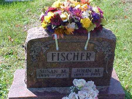 FISCHER, SUSAN M. - Meigs County, Ohio | SUSAN M. FISCHER - Ohio Gravestone Photos