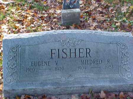 FISHER, MILDRED R. - Meigs County, Ohio | MILDRED R. FISHER - Ohio Gravestone Photos