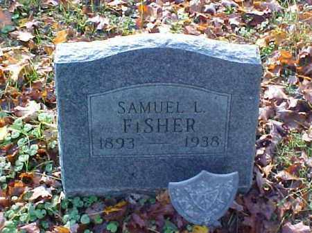 FISHER, SAMUEL L. - Meigs County, Ohio | SAMUEL L. FISHER - Ohio Gravestone Photos