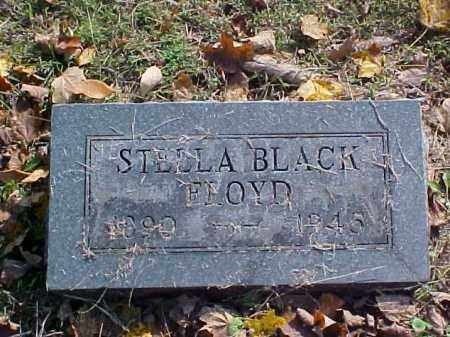 BLACK FLOYD, STELLA - Meigs County, Ohio | STELLA BLACK FLOYD - Ohio Gravestone Photos
