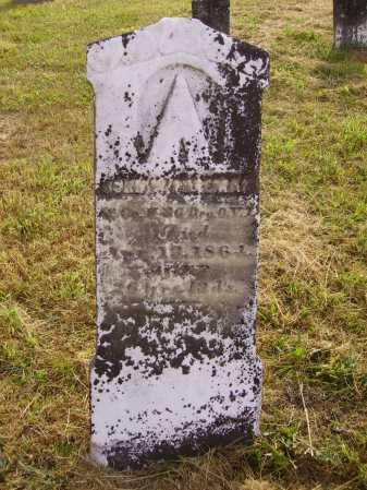 FOREMAN, JOHN W. - Meigs County, Ohio | JOHN W. FOREMAN - Ohio Gravestone Photos