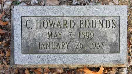 FOUNDS, CHARLES HOWARD - Meigs County, Ohio | CHARLES HOWARD FOUNDS - Ohio Gravestone Photos