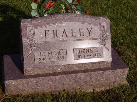 FRALEY, DENNIS - Meigs County, Ohio | DENNIS FRALEY - Ohio Gravestone Photos