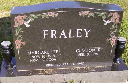 FRALEY, CLIFTON R. - Meigs County, Ohio | CLIFTON R. FRALEY - Ohio Gravestone Photos