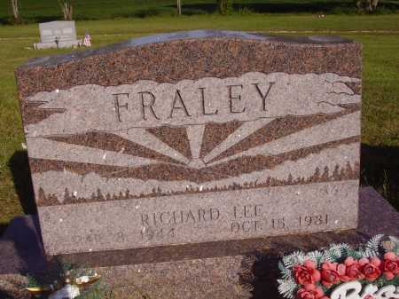 FRALEY, RICHARD LEE - Meigs County, Ohio | RICHARD LEE FRALEY - Ohio Gravestone Photos