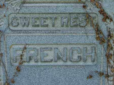 FRENCH, PHOEBE ELIZABETH - Meigs County, Ohio | PHOEBE ELIZABETH FRENCH - Ohio Gravestone Photos