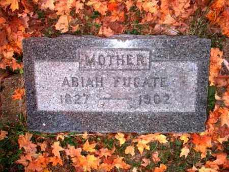 FUGATE, ABIAH - Meigs County, Ohio | ABIAH FUGATE - Ohio Gravestone Photos