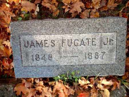 FUGATE, JAMES JR. - Meigs County, Ohio | JAMES JR. FUGATE - Ohio Gravestone Photos