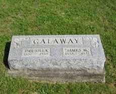 GALAWAY, JAMES MARTIN - Meigs County, Ohio | JAMES MARTIN GALAWAY - Ohio Gravestone Photos
