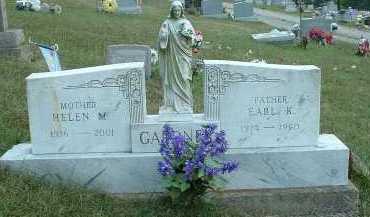 GARDNER, EARL K. - Meigs County, Ohio | EARL K. GARDNER - Ohio Gravestone Photos