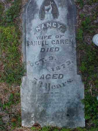 GAREN, NANCY - Meigs County, Ohio | NANCY GAREN - Ohio Gravestone Photos