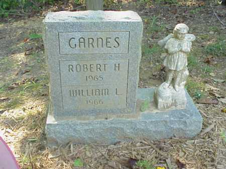 GARNES, ROBERT H. - Meigs County, Ohio | ROBERT H. GARNES - Ohio Gravestone Photos