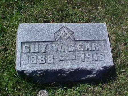 GEARY, GUY W. - Meigs County, Ohio | GUY W. GEARY - Ohio Gravestone Photos