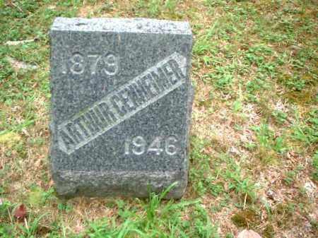 GENHEIMER, ARTHUR - Meigs County, Ohio | ARTHUR GENHEIMER - Ohio Gravestone Photos