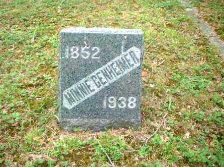 GENHEIMER, MINNIE - Meigs County, Ohio | MINNIE GENHEIMER - Ohio Gravestone Photos