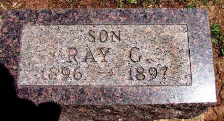 GENHEIMER, RAY G - Meigs County, Ohio | RAY G GENHEIMER - Ohio Gravestone Photos